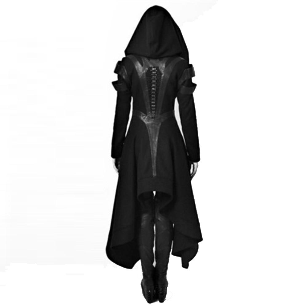 2018-Autumn-Gothic-trench-Vintage-Fashion-Women-Overcoats-Slim-Plain-Belt-Girls-Winter-Warm-black-Female (1)