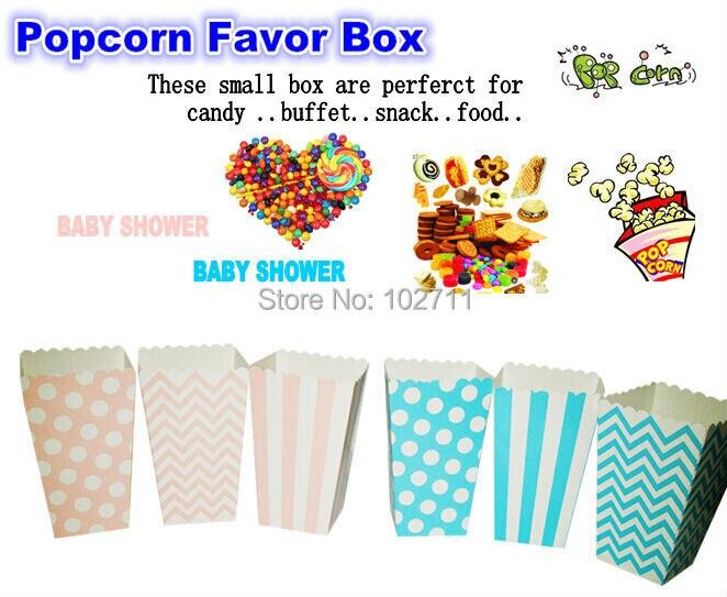 Buy set of 12 or 24 baby shower for Baby shower decoration set