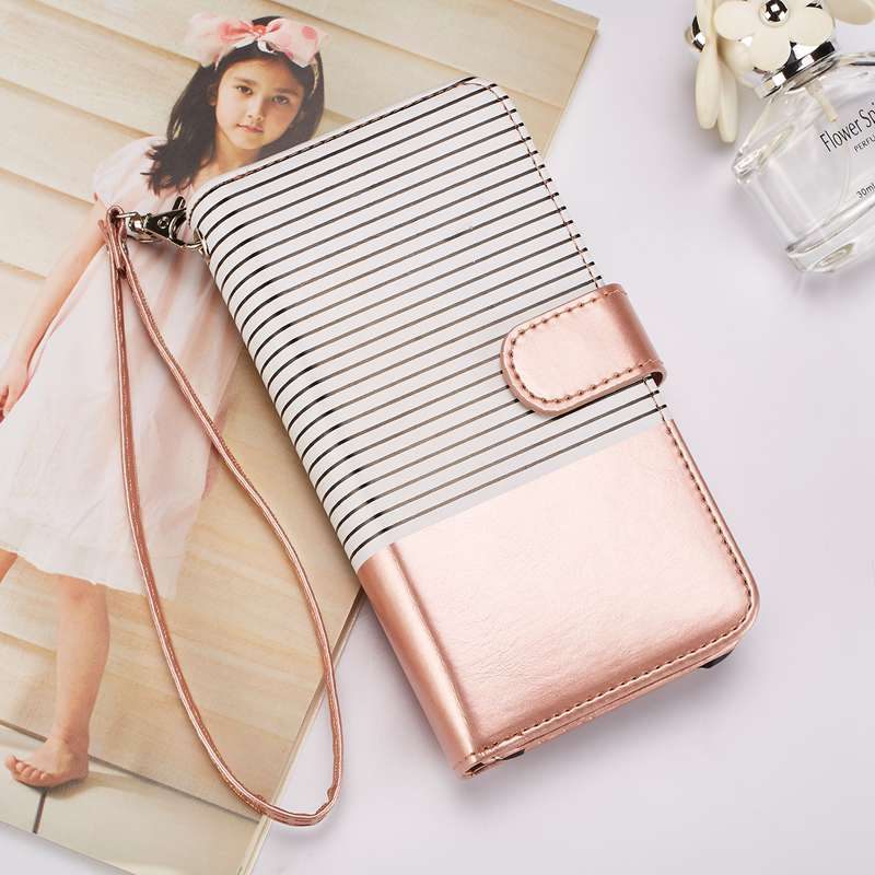 Handbag Wallet Case For iPhone 7/7 Plus Flip Cover PU Leather Women Phone Bags Cases For Apple iPhone 8/8 Plus Pouch
