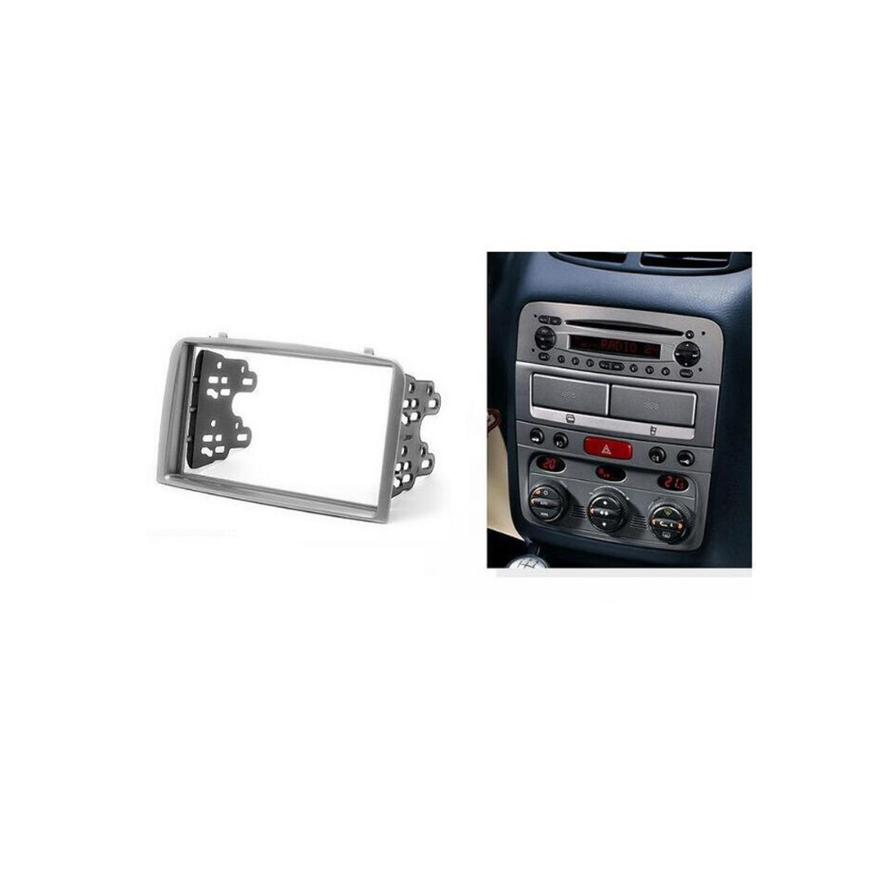 Aliexpress Com   Buy Double Din Facia For Alfa Romeo 147 Radio Dvd Stereo Cd Panel Dash Mounting