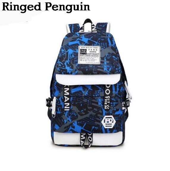 boys school backpack kids blue book bag waterproof fabric male large travel bag  boy back pack school bags for teenagers 7e19e6ed50f2f