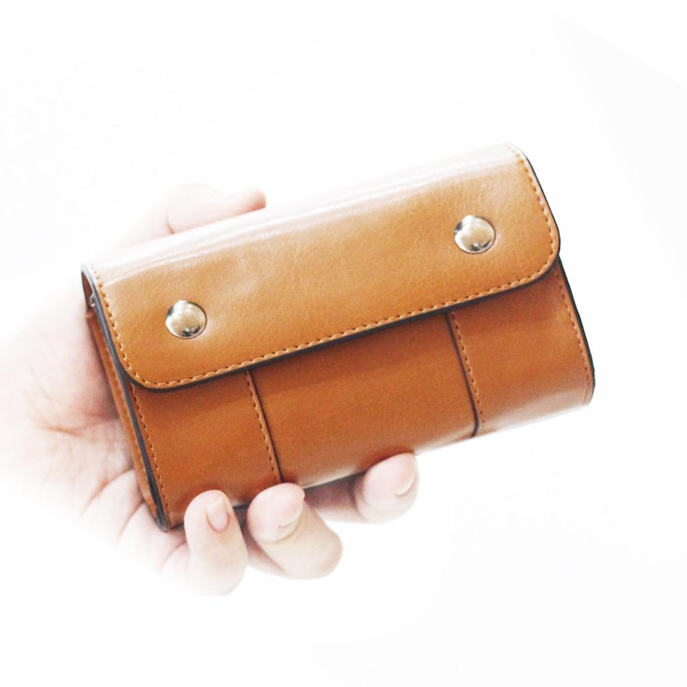 Original magia tiburón bolsa cubierta protectora para iQOS 2,4 2,4 plus cigarrillo electrónico vape bolsa PU Funda de cuero