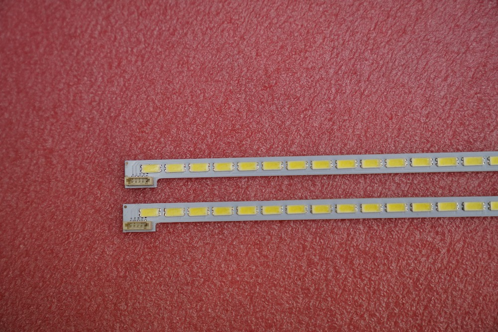 Nouveau 2 PCS/lot 40 LJ64-03514A LED rétro-éclairage bar 2012SGS40 7030L 56 REV 1.0 56 LEDs 49.3 CM