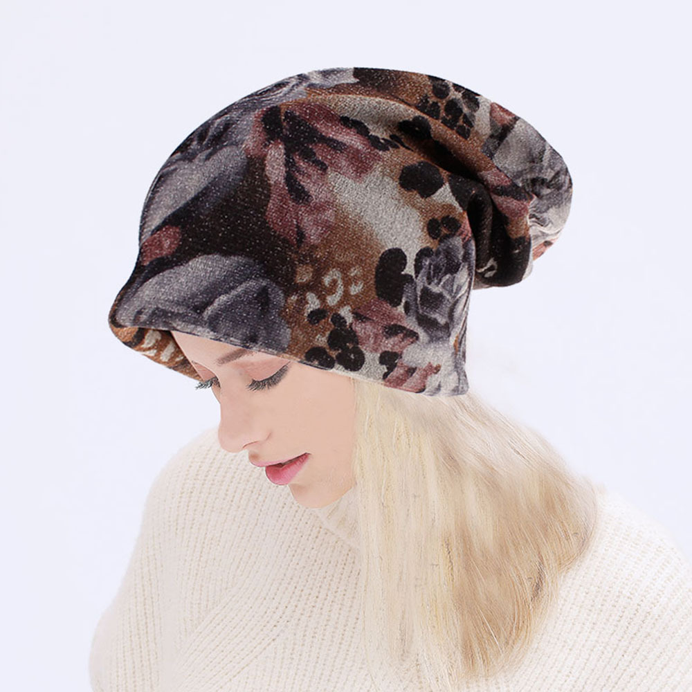 Women   Beanie   for Ladies Women Hat Female Spring   Skullies     Beanies   Hat Black Summer   Beanies   for Women