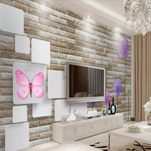 3D wallpaper stereo dandelion TV background wall professional production mural photo