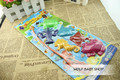 Retail 6pcs/pack magnetic fishing game 5fishes model Baby infant Educational Toys intelligence free shipping
