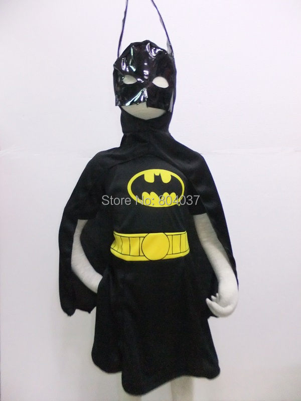 3 7Years Kids Black Batman Dress Halloween Costume For Girls Party Cosplay Short Sleeve Dress S XXL-in Girls Costumes from Novelty u0026 Special Use on ... & 3 7Years Kids Black Batman Dress Halloween Costume For Girls Party ...