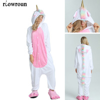Onesie Animal Stitch Rainbow Star Unicorn Panda Bear Pikachu Onesie Adult Unisex Cosplay Costume Pajamas Sleepwear