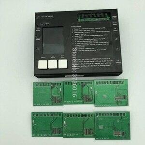 Image 1 - 6 en 1 testeur LCD écran tactile numériseur outil de réparation daffichage pour iPhone 6S à 8P X à max 11 pro max 3D tactile et LCD Test tactile