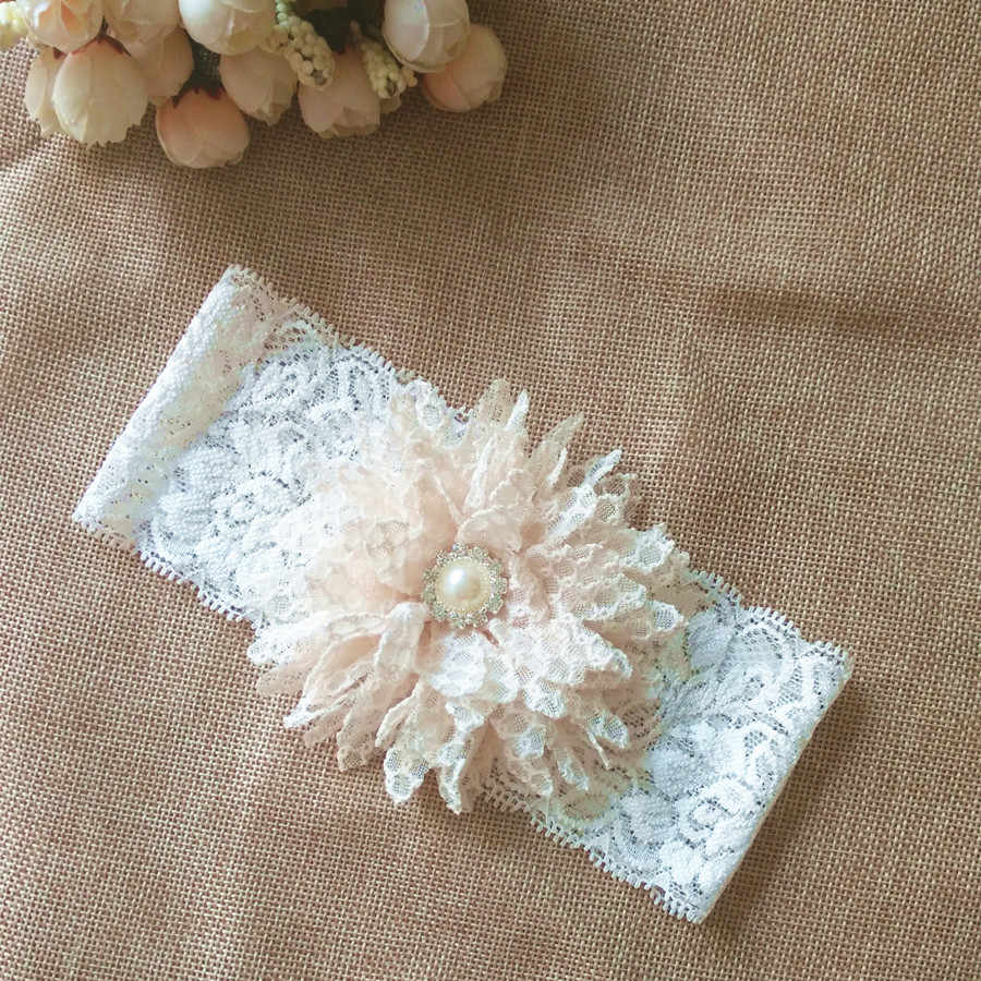 Wedding Sexy Vintage Garter Pearl and Rhinestone Bridal Lace garter