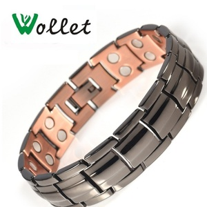 Wollet Jewelry Magnetic Copper
