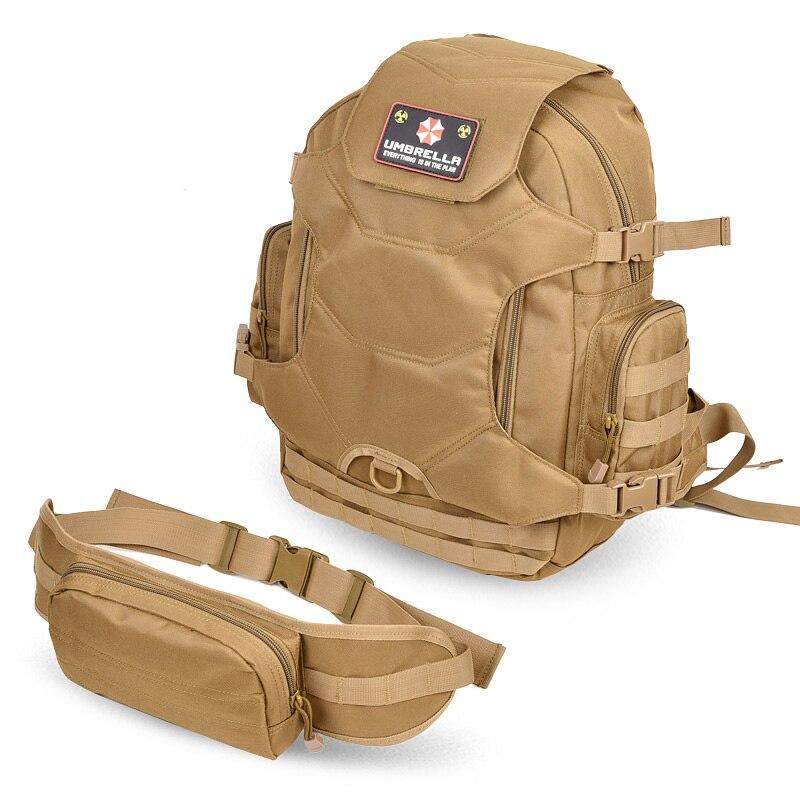 Рюкзак Военный 38 Л. Непромокаемый