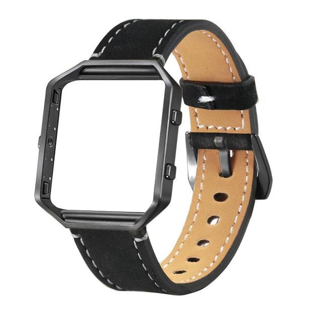 Fitbit Blaze Genuine Leather Strap