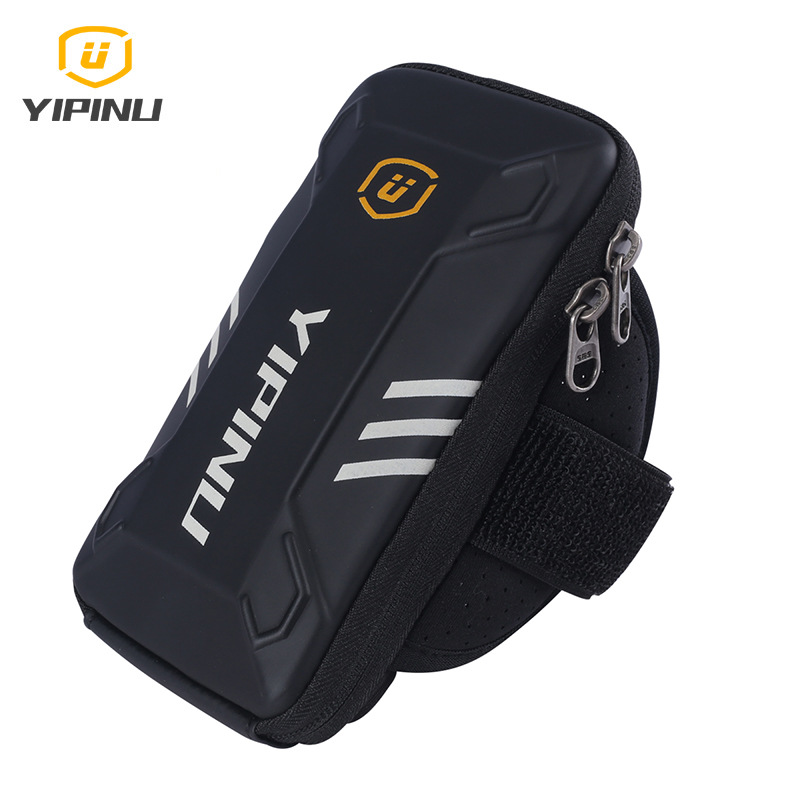 YIPINU Arm Bag Sports Mobile Phone Bag Outdoor Riding Sports Equipment