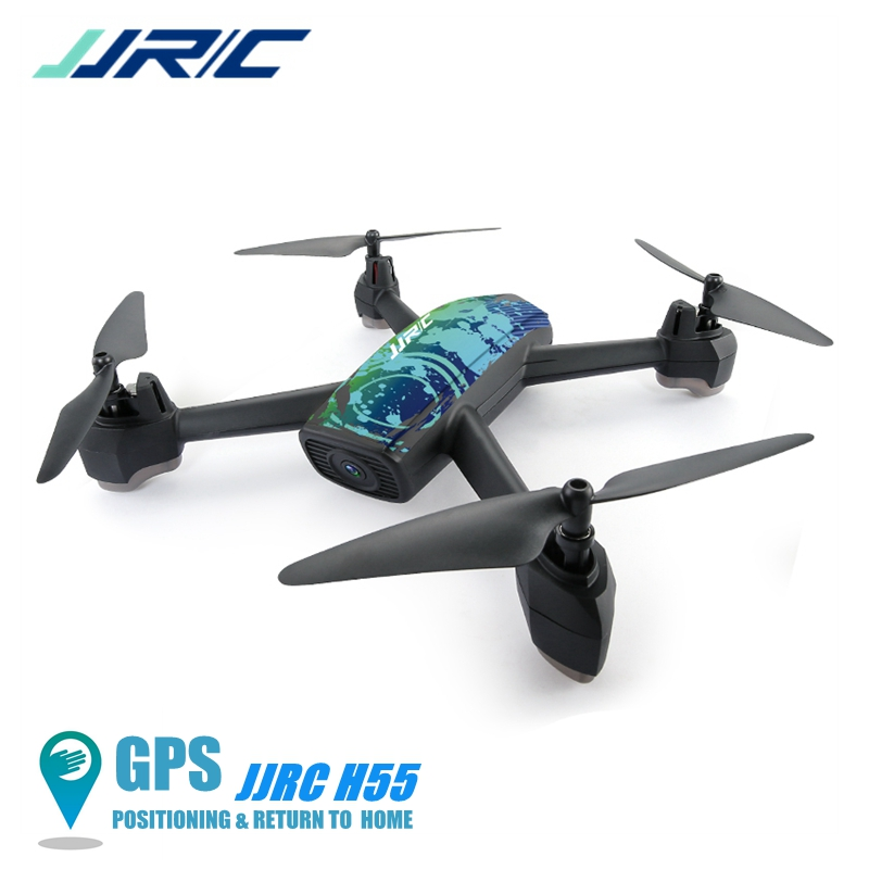 Jjrc H55 Gps Positioning Rc Drone With Camera Wifi Fpv Quadcopter Remote Control Toys Fo ...