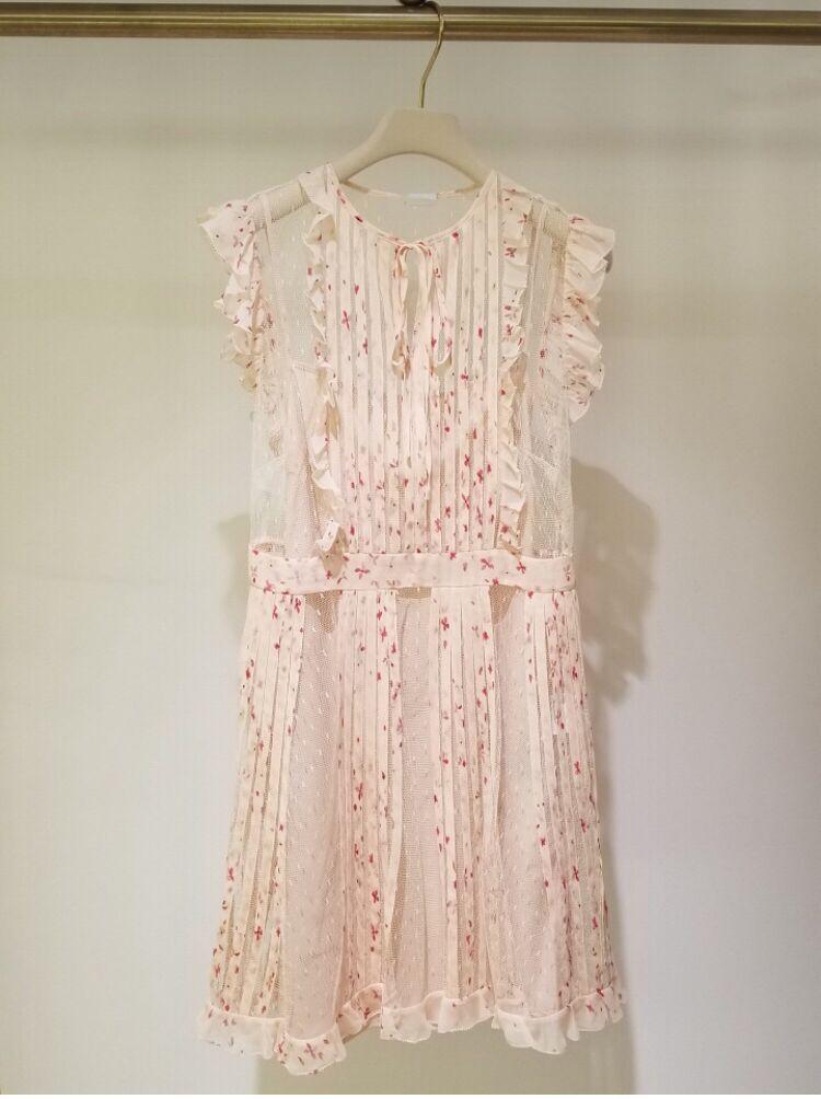 Doux Version Amour Nouvelle Printemps Ins Coréenne Un Premier Rétro Vêtements Feu D'été 2018 Super wg0BCIxq