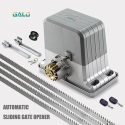 1800kg elektryczna brama przesuwana silniki/automatyczny otwieracz bramy silnik z 4m regały stalowe fotokomórki lampa zdalnie sterowana zestaw opcjonalnie Zestawy do kontroli dostępu    -