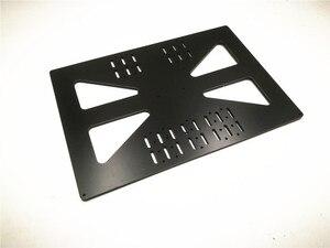 Image 3 - Funssor 200x300mm תמיכת מיטה מחוממת אלומיניום קומפוזיט מורחב Y תובלה צלחת עבור Prusa i3