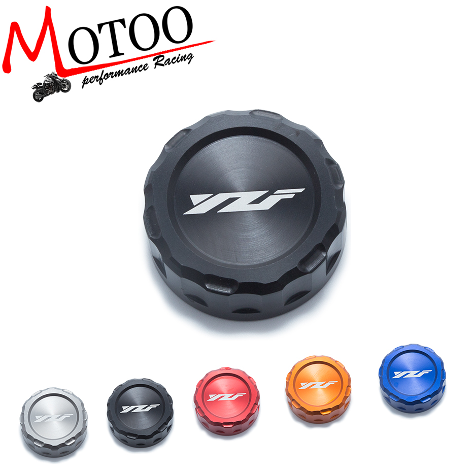 Motoo - FREE SHIPPING Hot sale For YAMAHA R1 09-14 R25 R3 13-16 Motorcycle Accessories Rear Brake Fluid Reservoir Cap Oil Cup free shipping hot sale for kawasaki z900 z 900 motorcycle accessories rear brake fluid reservoir cap oil cup