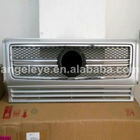 For Mercedes Benz G CLASS W463 G320 G400 G500 G5 Front Grille Auto Parts 1999 2013 Year TW