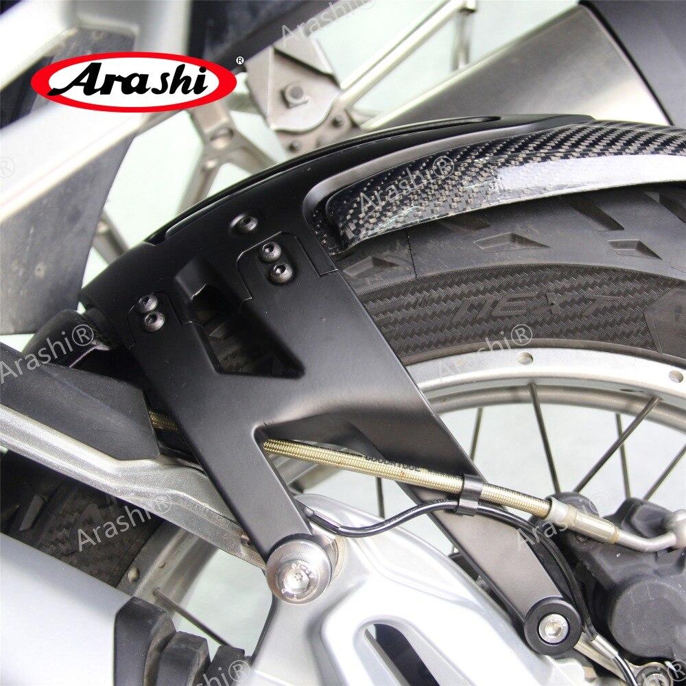 Adventure 100/% Carbon Fiber Rear Hugger Splash Guard 2004-2012 BMW R1200 GS