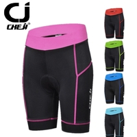 Cycling Shorts Reflective Stripe Women S MTB Team Cycling Bicyle Padded Shorts Mountain Bike Shorts Black
