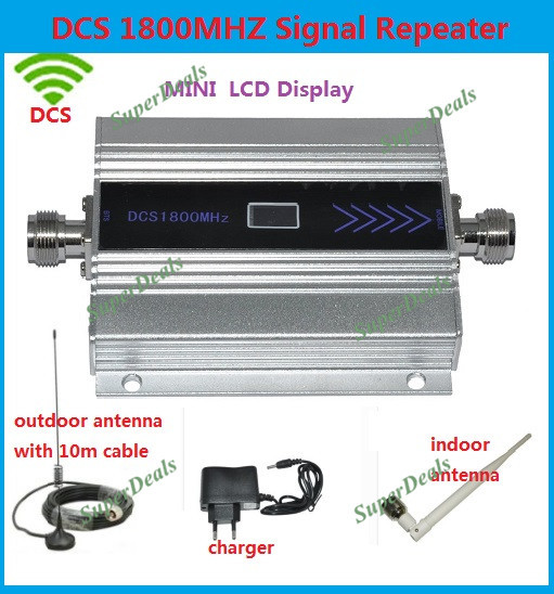 LCD Display GSM Repeater 1800Mhz Booster Cell Signal Amplifier Receivers booster DCS 1800 repeater Mobile Phone Signal amplifierLCD Display GSM Repeater 1800Mhz Booster Cell Signal Amplifier Receivers booster DCS 1800 repeater Mobile Phone Signal amplifier