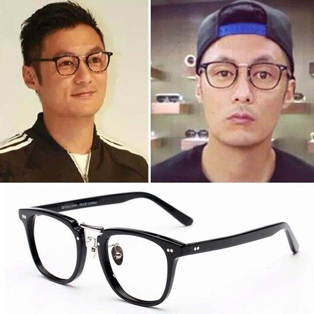 2016 НОВЫЙ Высокое Качество очки кадр мужчина зрелище рамка рамка очки бесплатная доставка