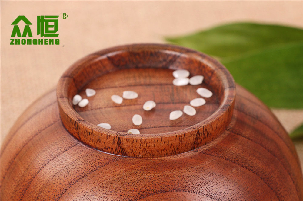 2Pcs/Set Wooden Bowls Primitive Handmade Beer Rice Water Househould Eco-Friendly Milk Tea Noodles Natural New Pattern Spruce