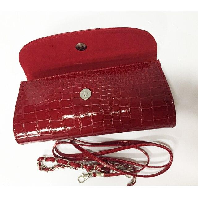Hot Casual Women Messenger Bags Stone Pattern Lady Handbag PU Leather Clutch Wristlet Evening Bags rse Fashion Bags