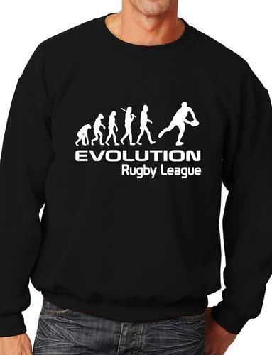 Evolution Of booter League Unisex Sweatshirt Jumper More Size and Color-E134 image