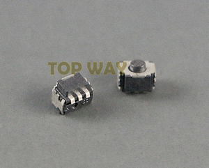 Image 2 - 100pcs/lot Original new For Left Right Shoulder Trigger Button Switch L R Micro Switch Button For 2ds new 3ds 3DSXL 3DSLL