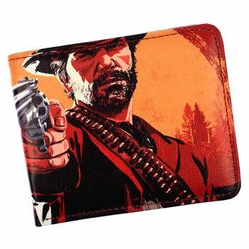 Мужские кошельки в стиле Red Dead Redemption 2