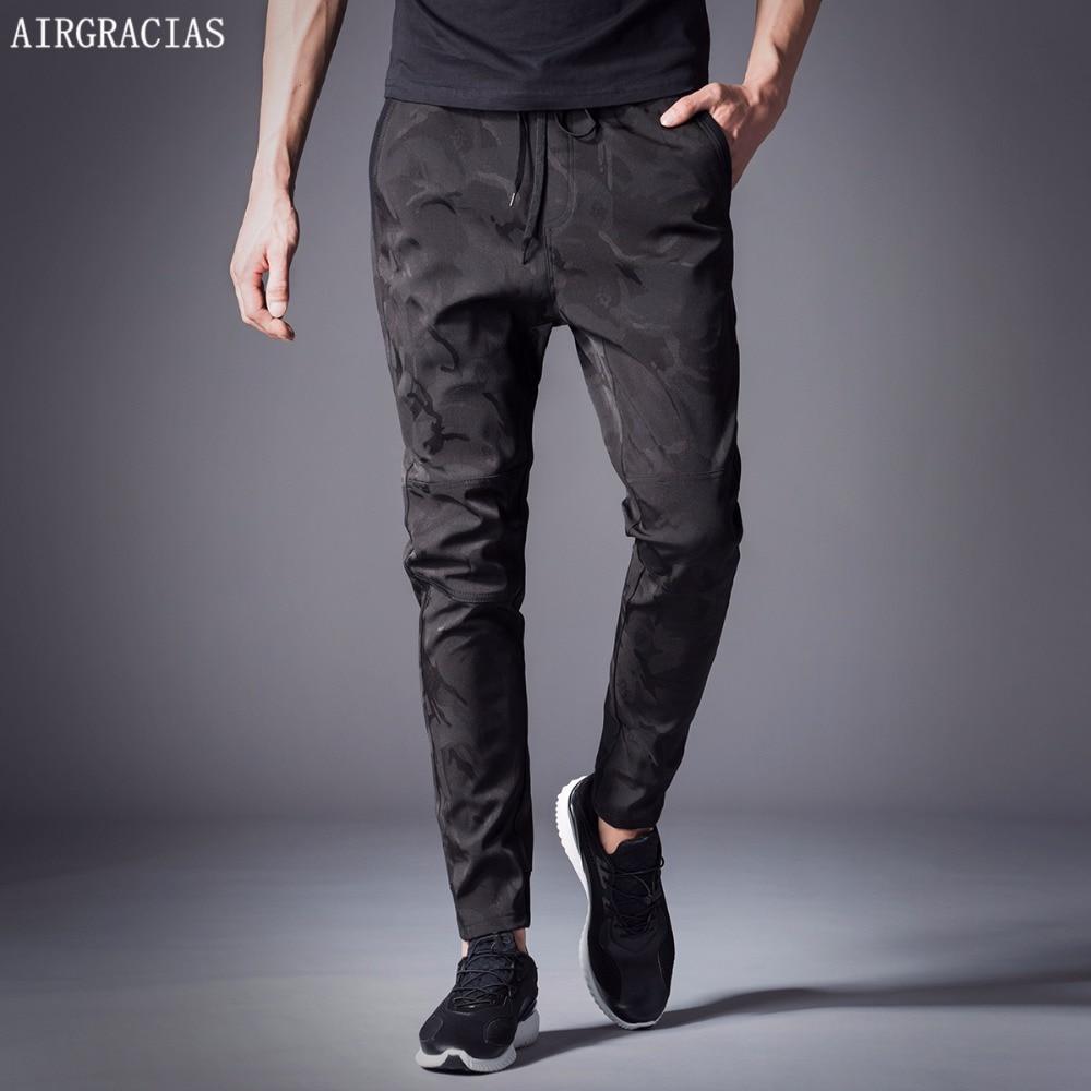 AIRGRACIAS 2016 Mens Spring Summer Pants Men Army ...