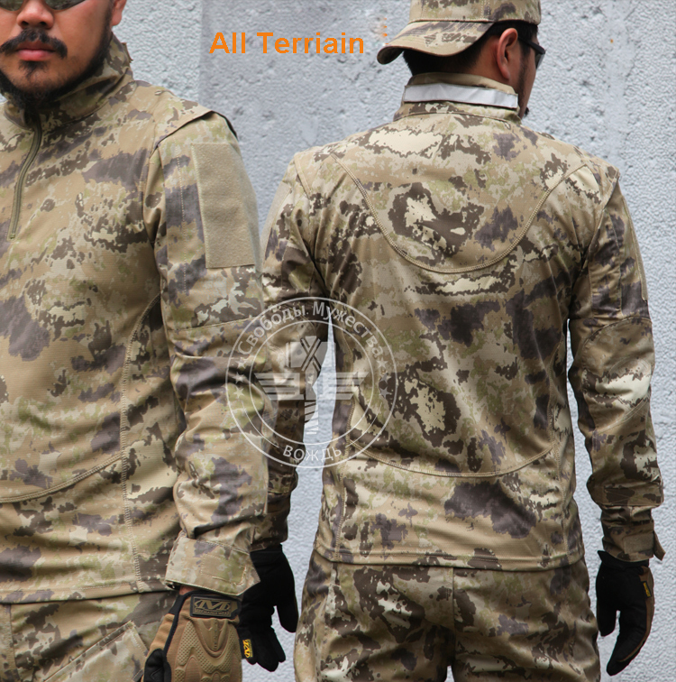 All Terrain Performance Tactical Shirt Leichtes - Herrenbekleidung - Foto 1