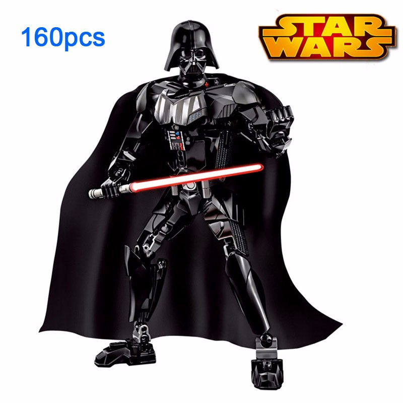 Blocks Star Wars Assembly Action Figure 18