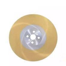 M42 резки трубы из нержавеющей стали, бар HSS пильный диск Co5 % пилы для резки стали из металла