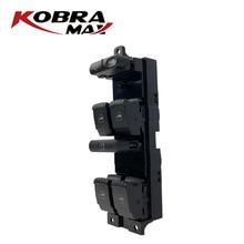 Interruptor frontal izquierdo KobraMax 1GD959857D se adapta a los accesorios de asiento de coche de Volkswagen