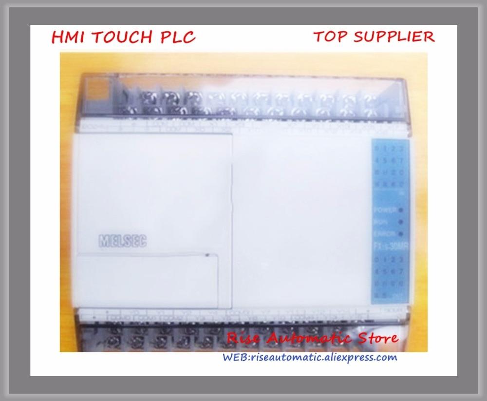 FX1S-30MR FX1S-30MR-D PLC 24V DC Relay Output Base Unit New Original 100% test good quality fx1s 20mr d