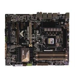 Nie ochronna etui na ASUS SABERTOOTH Z97 MARK 1 oryginalna płyta główna gniazdo LGA 1150 DDR3 Z97 SATA3 USB3.0 płyta główna|Płyty główne|   -
