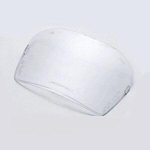 Image 2 - 10 ADET 3M 526000 Standart Dış koruma plakaları/cam Speedglas 9100 V/9100X Serisi Kaynak Kaskları