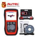 [Autel Дистрибьютор] диагностический Инструмент Autel MaxiCheck Pro EPB/ABS/SRS/Климат-Контроль/SAS Функции Для Ford OBDII Сканер