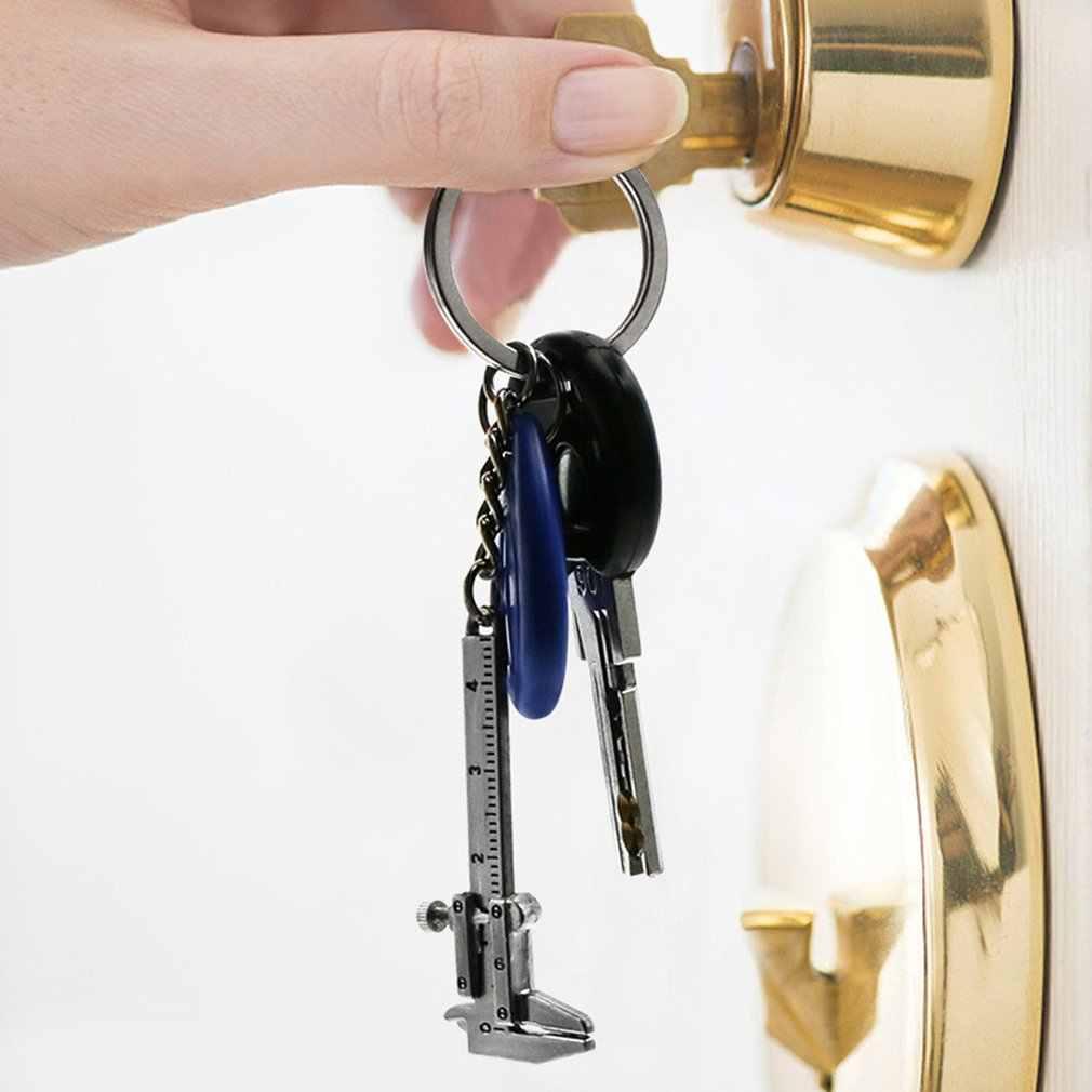 Gantungan Kunci Mini Vernier Caliper Gantungan Kunci Mobil Styling Aksesoris Gantungan Kunci Mobil Turbo Gantungan Kunci
