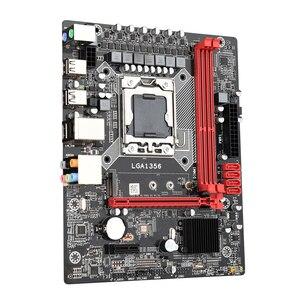 Image 3 - Kllisre X9A LGA 1356 anakart desteği REG ECC sunucu bellek ve LGA1356 xeon E5 işlemci