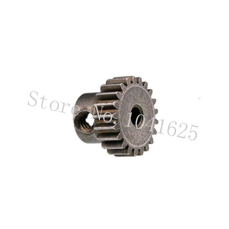 HSP 1 10 Pinion Parts 11181 Metal Motor Gear 21T For 1 10 RC RC 4WD
