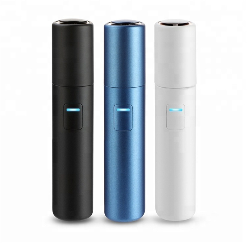 2019 Yetr Amus D1 Heat Not Burning Vape Pen Dry Herb Vape Without Burn Electronic Cigarette
