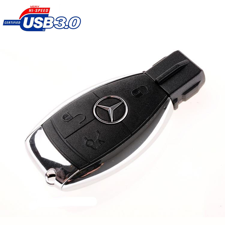Buy 3 0 mercedes benz car key usb flash drive for Mercedes benz usb stick