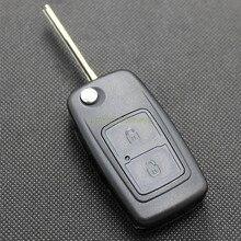 Шишка для Chery A5 Fulwin Tiggo E5 A1 Cowin пасхальное Ключи случай 3 Пуговицы изменение удаленный ключевой ABS В виде ракушки 1 шт.