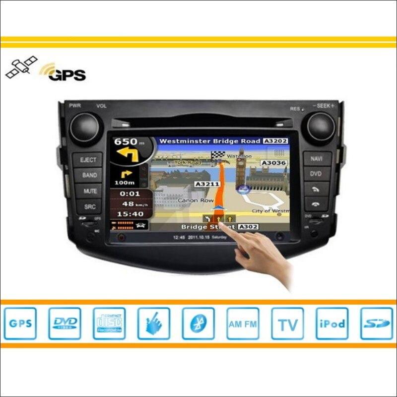 Para Toyota Vanguard 2005 ~ 2012 Coche Sistema de Navegación GPS de Navegación N