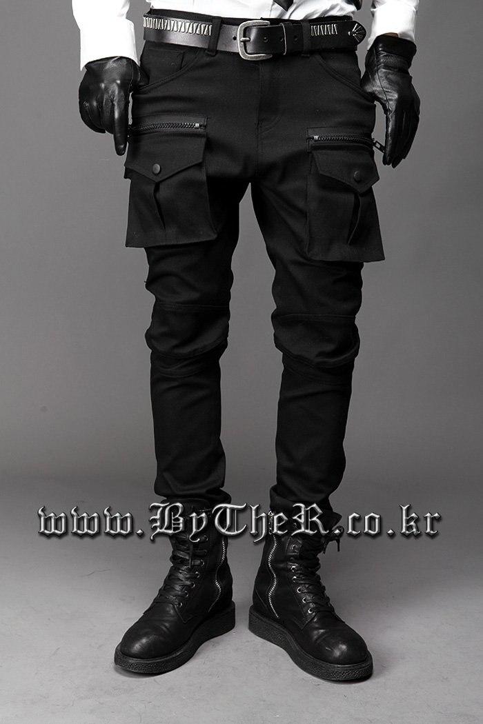 Tamaño Del Hombre 27 Trouserse Hombres Militares Ropa Trajes Más Lápiz Nueva Los Negro Dj 2016 Pantalones Cantante De Tubo 44 4q4Tx6BS